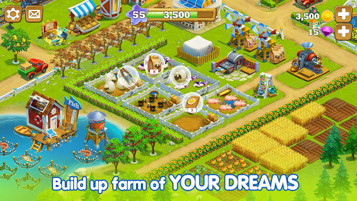 Golden Farm : Idle Farming Game - screenshot