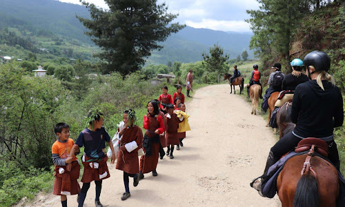 Horse Riding tour to Bhutan | Krys Kolumbus Travel