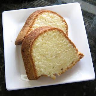 Crisco Butter Shortening Pound Cake Recipes.