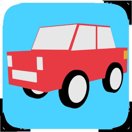 Traffic Dodge! 賽車遊戲 App LOGO-硬是要APP