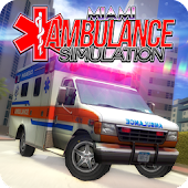 Miami Ambulance Simulation 3D