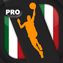 Italian Basketball Scores Pro icon