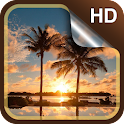 HD Sunset Live Wallpaper icon