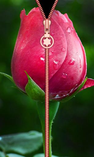 娛樂必備免費app推薦|粉红玫瑰拉链锁線上免付費app下載|3C達人阿輝的APP