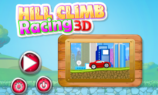 Kids Cars hill Racing games