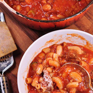 Leftover Meat Sauce Soup Recipes