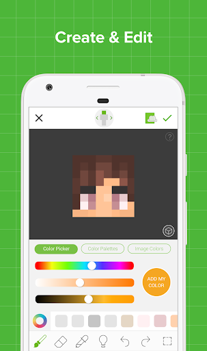 Skinseed for Minecraft for Android apk 7