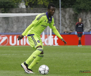 En galère à Anderlecht, Emmanuel Sowah pourrait rebondir dans un autre club de D1A