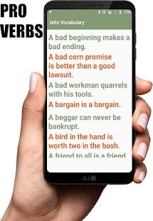 IELTS Vocabulary Booster - náhled