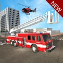 911 Emergency Game - Firefighter Ambulance Rescue icon