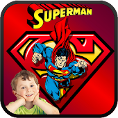 Superman Photo Frames