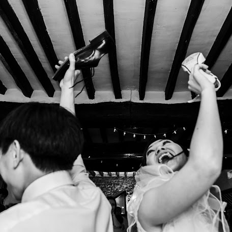 Photographe de mariage Sang Pham (lightpham). Photo du 06.11.2017