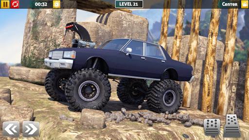 Télécharger Gratuit Mountain SUV - Drive Challenge mod apk screenshots 4