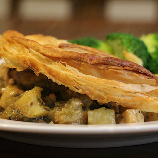 Quorn, Leek And Potato Pot Pie