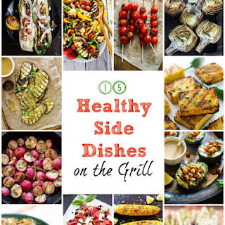 15 Healthy Side Dishes on the Grill.