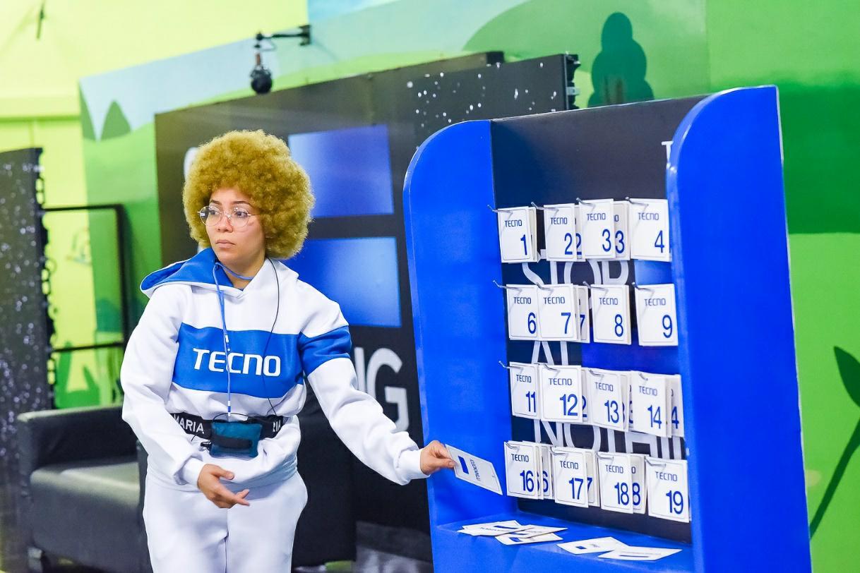 TECNOxBBNaija6: TECNO's Tasks Pushed the Housemates Off their Comfort Zone - Maria