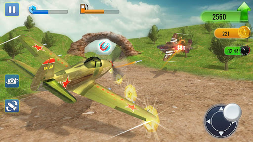 Wings of Fire - Drone Fly  Fighter 1.2 screenshots 2