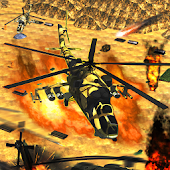 Stealth Helicopter Warfare 3d