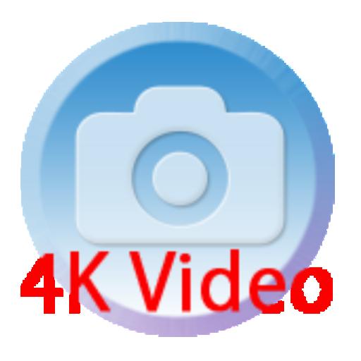 4K画質ナイトビジョン(高感度無音カメラ+高感度無音ビデオ)