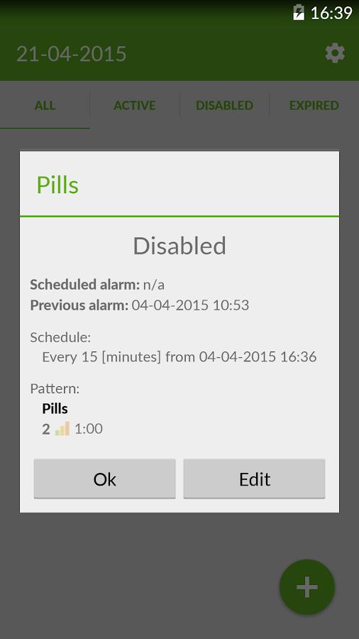 reMind Alarm Clock - screenshot