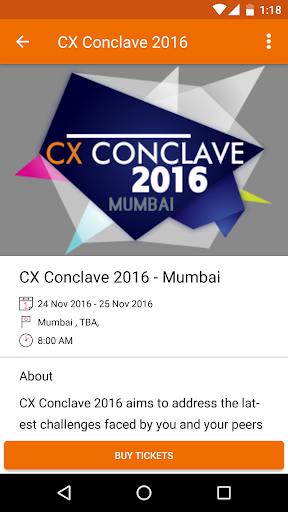 免費下載遊戲APP|CXConclave 2016 app開箱文|APP開箱王
