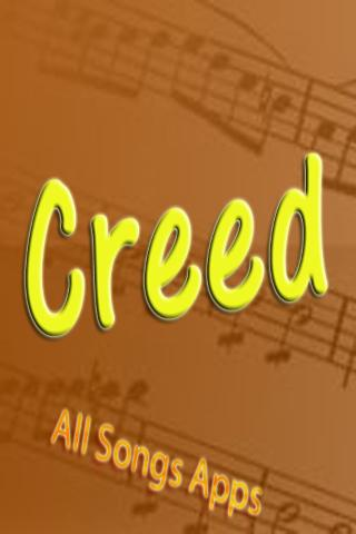 All Songs of Creed