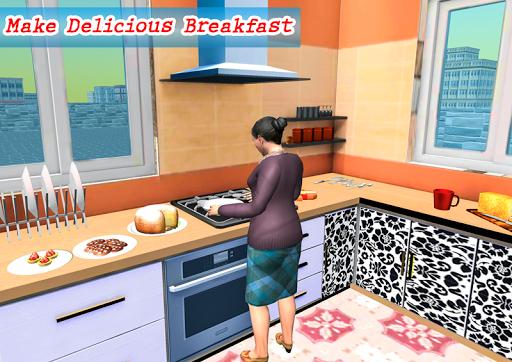 Virtual Granny Life Simulator: Happy Family Game 3.1 screenshots hack proof 1