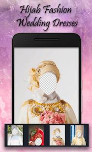 Hijab Fashion Wedding Dresses - náhled