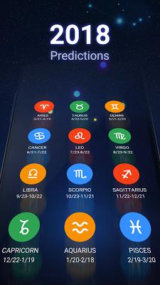 Daily Horoscope Plus - Free daily horoscope 2018 - screenshot