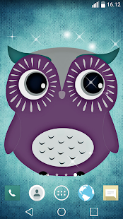 Cute owl live wallpaper android apps on google play cute owl live wallpaper screenshot thumbnail voltagebd Images