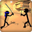Stickman Ninja Warrior 3D icon