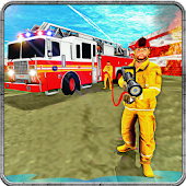 FireFighter 911 Rescue Hero 3D