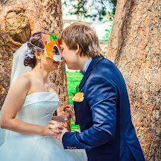 Wedding photographer Angelina Anikina (WeddHappy). Photo of 13.05.2015