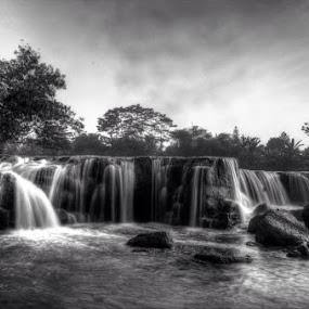 The Waterfall by Miko Adji - Uncategorized All Uncategorized (  )