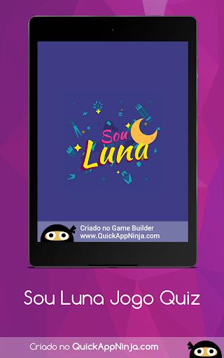 Jogo Sou Luna Quiz ~ Adivinhar Spel (APK) gratis nedladdning för Android/PC/Windows screenshot