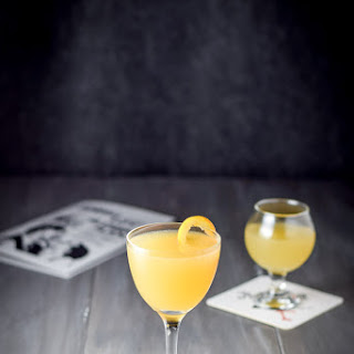 Old Time Classic Bronx Cocktail