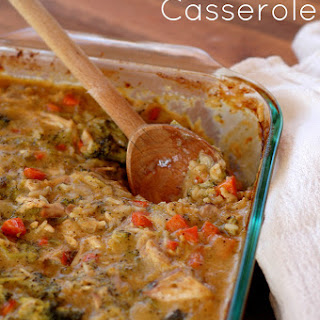 Classic Chicken & Broccoli Casserole