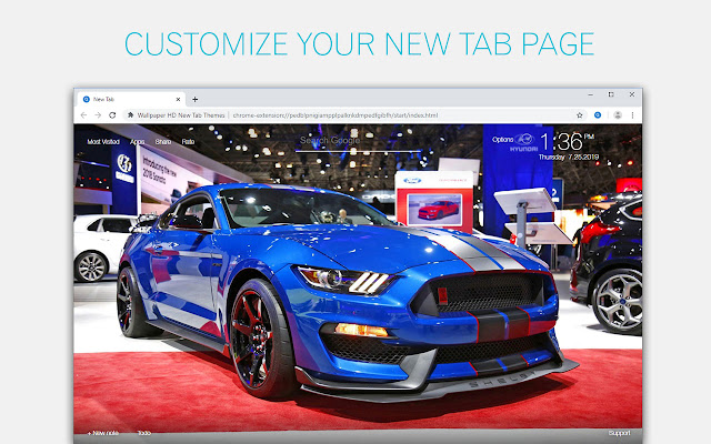 It also features discussion and voting. Muscle Cars Wallpapers Newtab Freeaddon Com