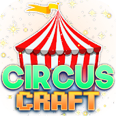 Circus Craft: Rollercoaster, Animals & Crafting 3D