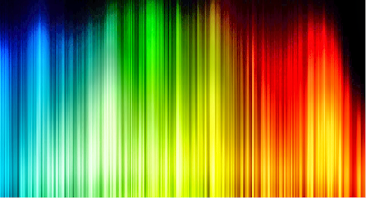 """Photo: Why is mathematically derived base2 system color progression important to genomic pattern and relationships?  How we perceive color is the same as how we perceive events. Any motion, event, change, succession, simultaneity or cause/effect in light is a single point of interest; a point that is certainly going to have other relationships that can be seen and measured with the naked eye.  Humans can detect the presence of a single photon, the smallest measurable unit of light.  Light consists of photons, the smallest physical entity with quantum properties which is interacting biogenetically in our billions of cells.The response that the photon generates survives all the way to the level of our awareness. Research has shown that one photon """"primes"""" the system to register the next.  Read more at: http://phys.org/news/2016-07-humans-smallest.html#jCp"""