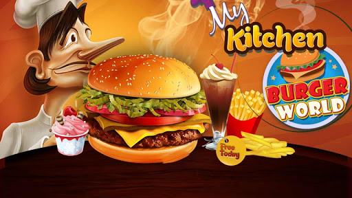 My Kitchen - Burger World