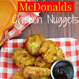 Copy Kat McDonalds Nuggets