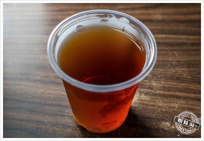 欣豐冰店紅茶
