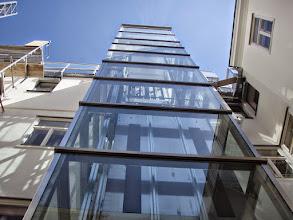 Photo: Liftturm-Anbau Wien 8 Laudongasse