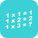 Multiplication Table : Learn and Play icon