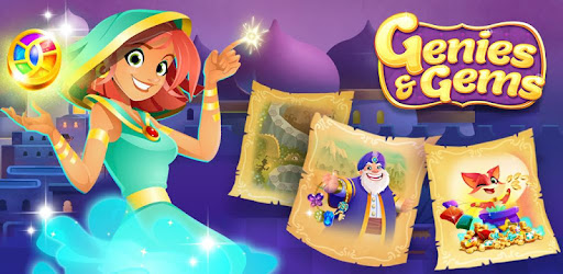 Negative Reviews: Genies & Gems - Jewel & Gem Matching Adventure