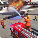 Fire Fighter Truck Real City Heroes icon
