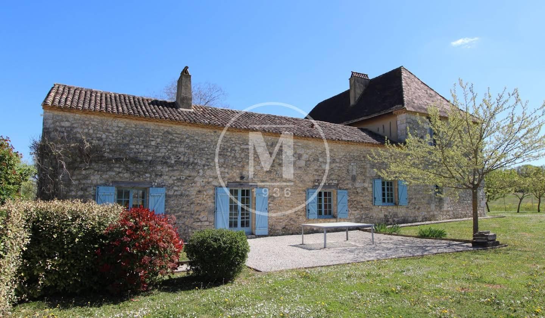Maison avec piscine et terrasse Bergerac