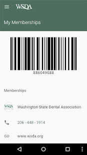 ADA Mobile Member- screenshot thumbnail