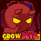 GrowDevil (Idle, Clicker game)